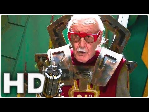 STAN LEE _ Every Stan Lee Cameo Ever (1989 - 2018) Marvel