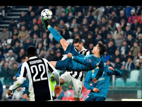 Unreal! Cristiano Ronaldo scores best-ever goal with insane overhead kick vs Juventus | Puskas Award