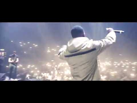 Ghetts X Rude Kid Shutdown Eskimo Dance in Wembley Arena | Link Up TV