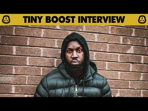 Tiny Boost Interview | Resuming Music After 8.5 Years In Jail & Incriminating Lyrics
