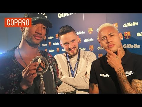 Neymar and Chill | Poet and Vuj Present!