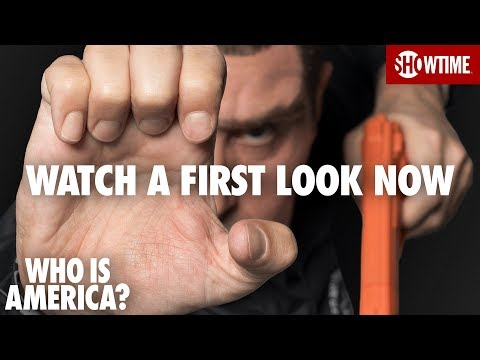 Who Is America? (2018) | First Look | Sacha Baron Cohen SHOWTIME Series