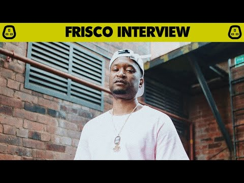 Frisco Interview | Grime's Future, Generic Flows vs Versatility, Back To Da Lab