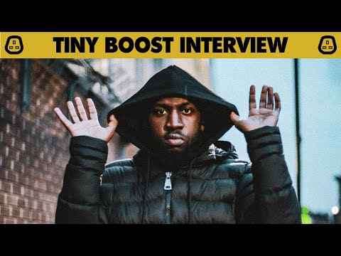 Tiny Boost Interview | SN1's Impact On UK Rap & The Importance Of Giggs' Earlier Work