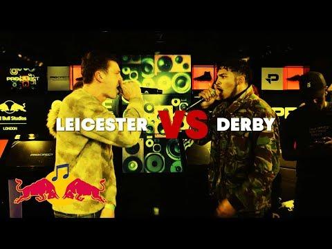 Leicester vs Derby   Grime-A-Side: FINALS