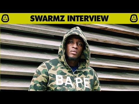 Swarmz Interview | From WhatsApp voice note to the charts with 'Lyca', music over football & Abdi TV