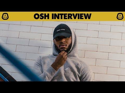 Osh Interview   Debut Music Video Getting 1m Views & Idris Elba Remix