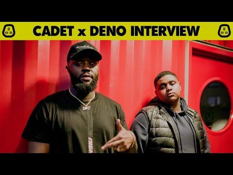 Cadet x Deno Interview | Dele Alli, 'Advice', Bailey's trolls & Rapman's Shiro's Story' saga