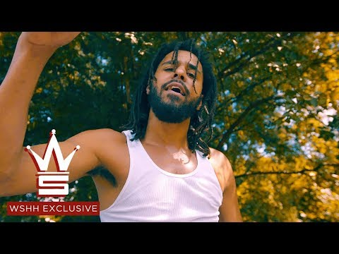 """J. Cole """"Album Of The Year (Freestyle)"""" (WSHH Exclusive - Official Music Video)"""