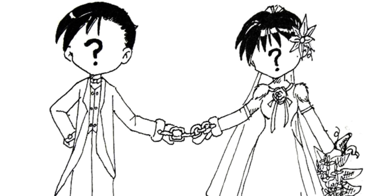 asian arranged marriage