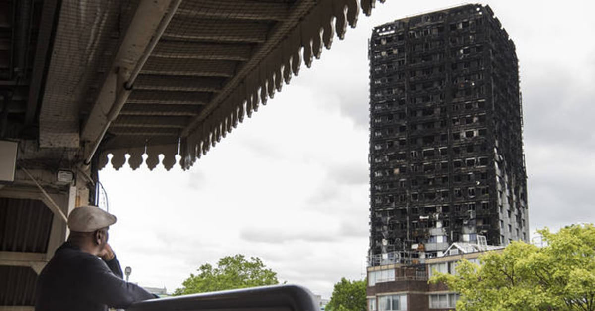 grenfell tower 20 m