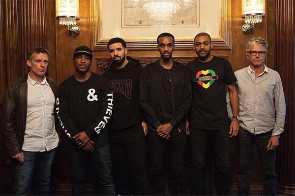 Drake top boy