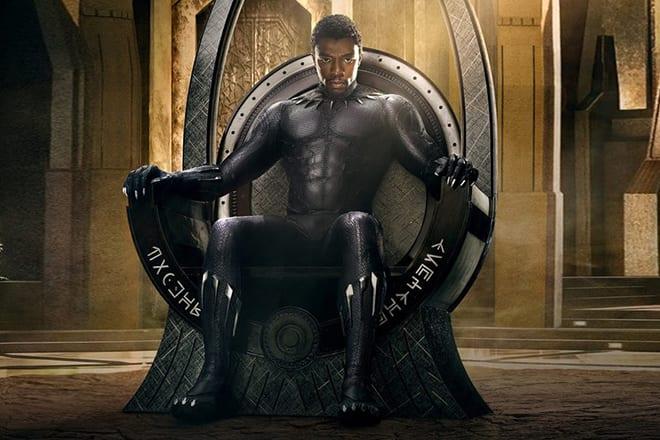 black panther highest grossing superhero