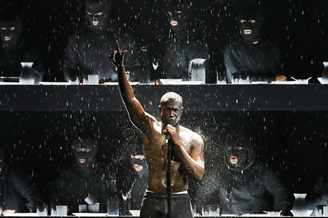 stormzy grenfell tower