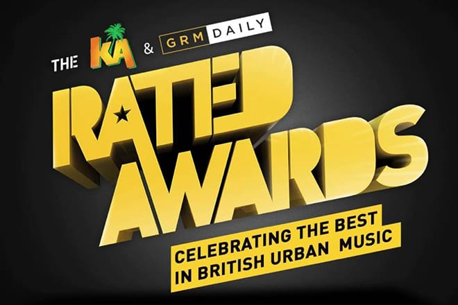 rated award nominees 2018