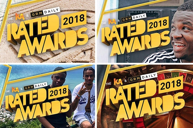 rated award winners rated awards 2018
