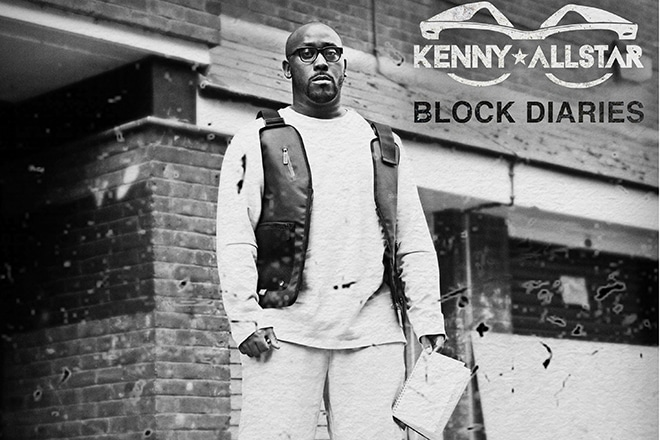 block diaries kenny allstar album kenny allstar block diaries