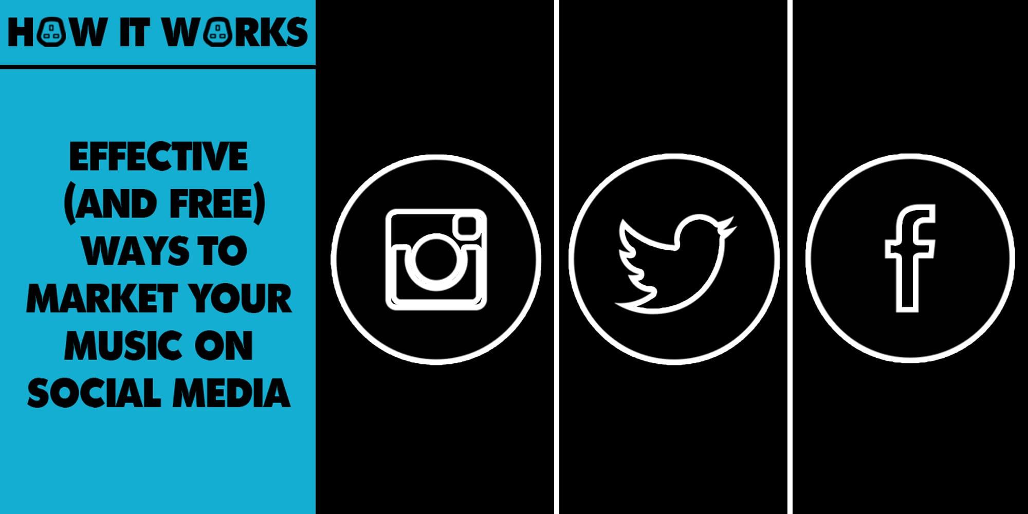 market music on social media social media marketing music marketing music on social media