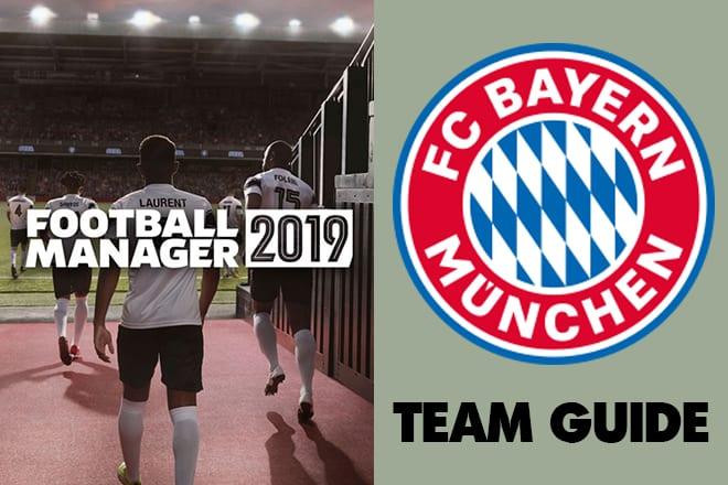 football manager 2019 bayern munich fm19 bayern munich football manager 2019 bayern