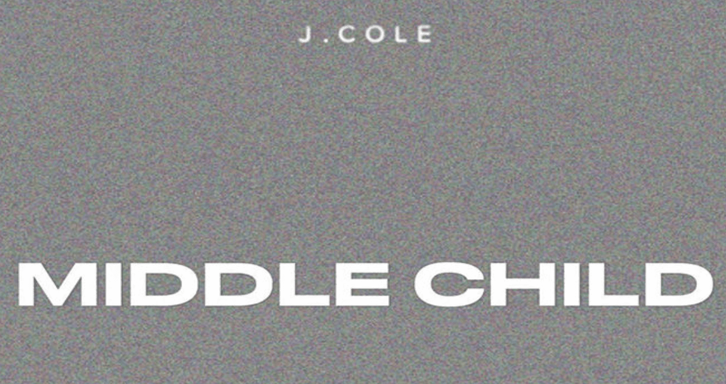 middle child j cole middle child j cole chart j cole top five