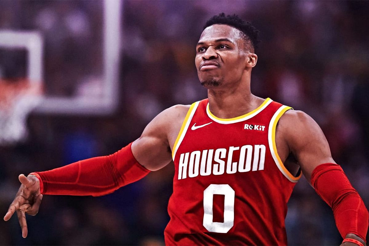 russell westbrook traded to houston rockets - 2019 nba free agency review