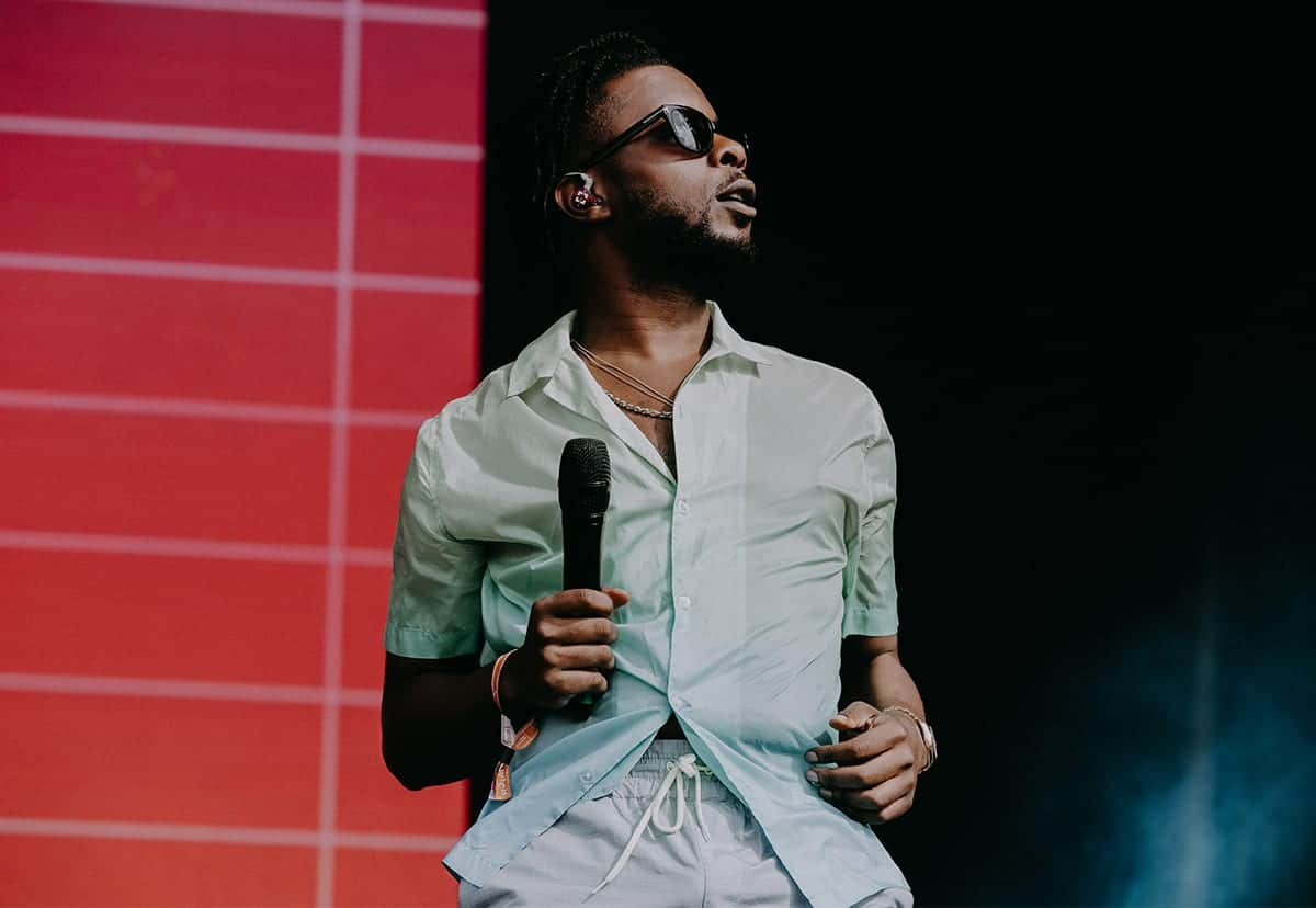 maleek berry microphone sundown 2019
