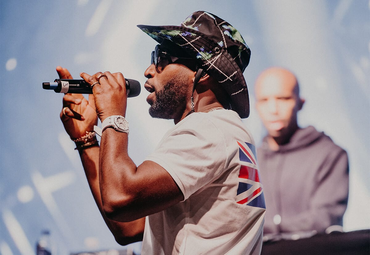 tinie tempah performs sundown 2019