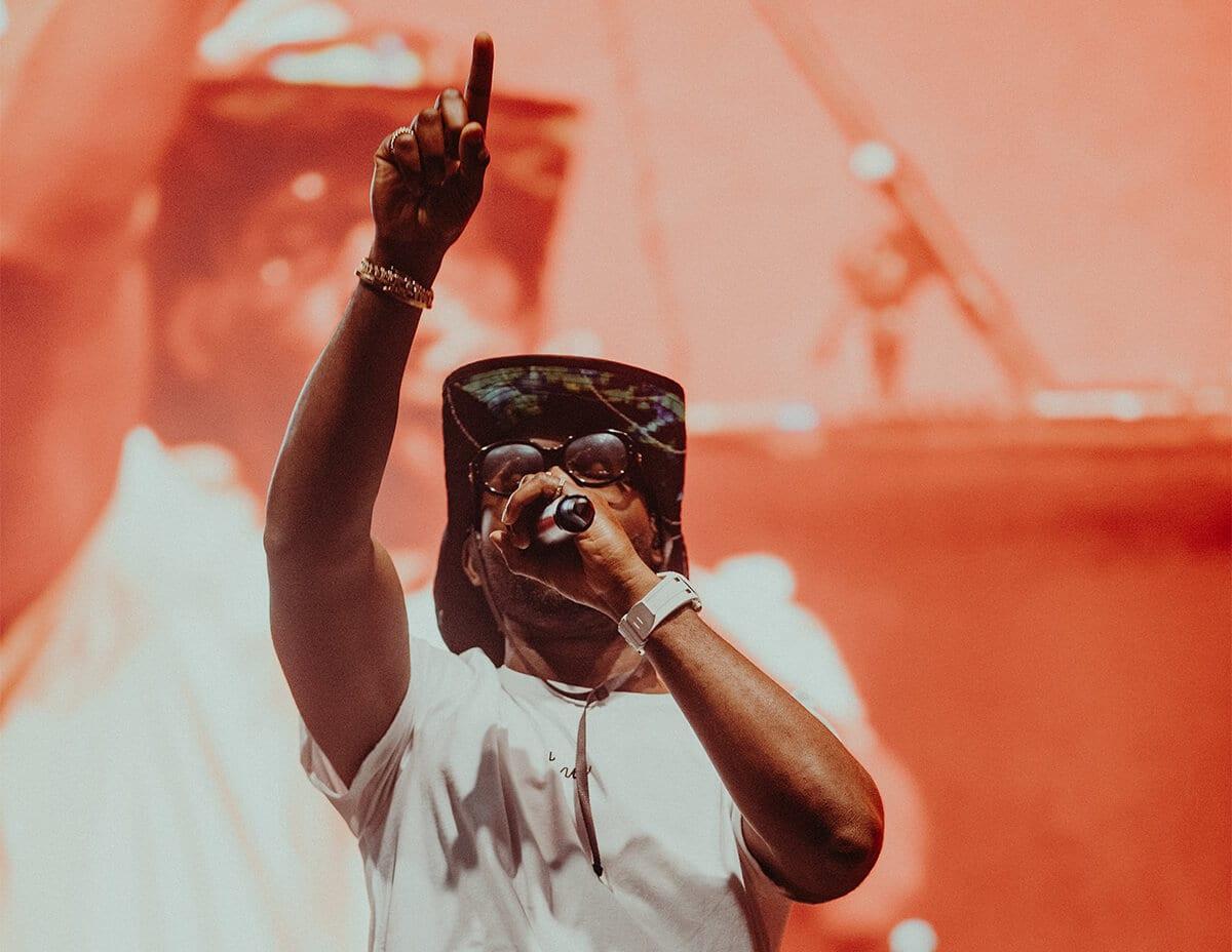 tinie tempah main stage sundown 2019
