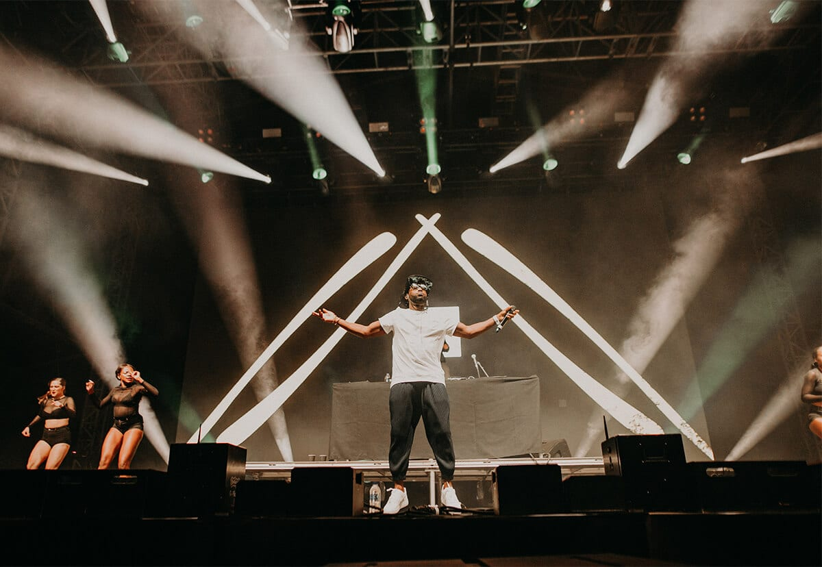 tinie tempah headline sundown 2019