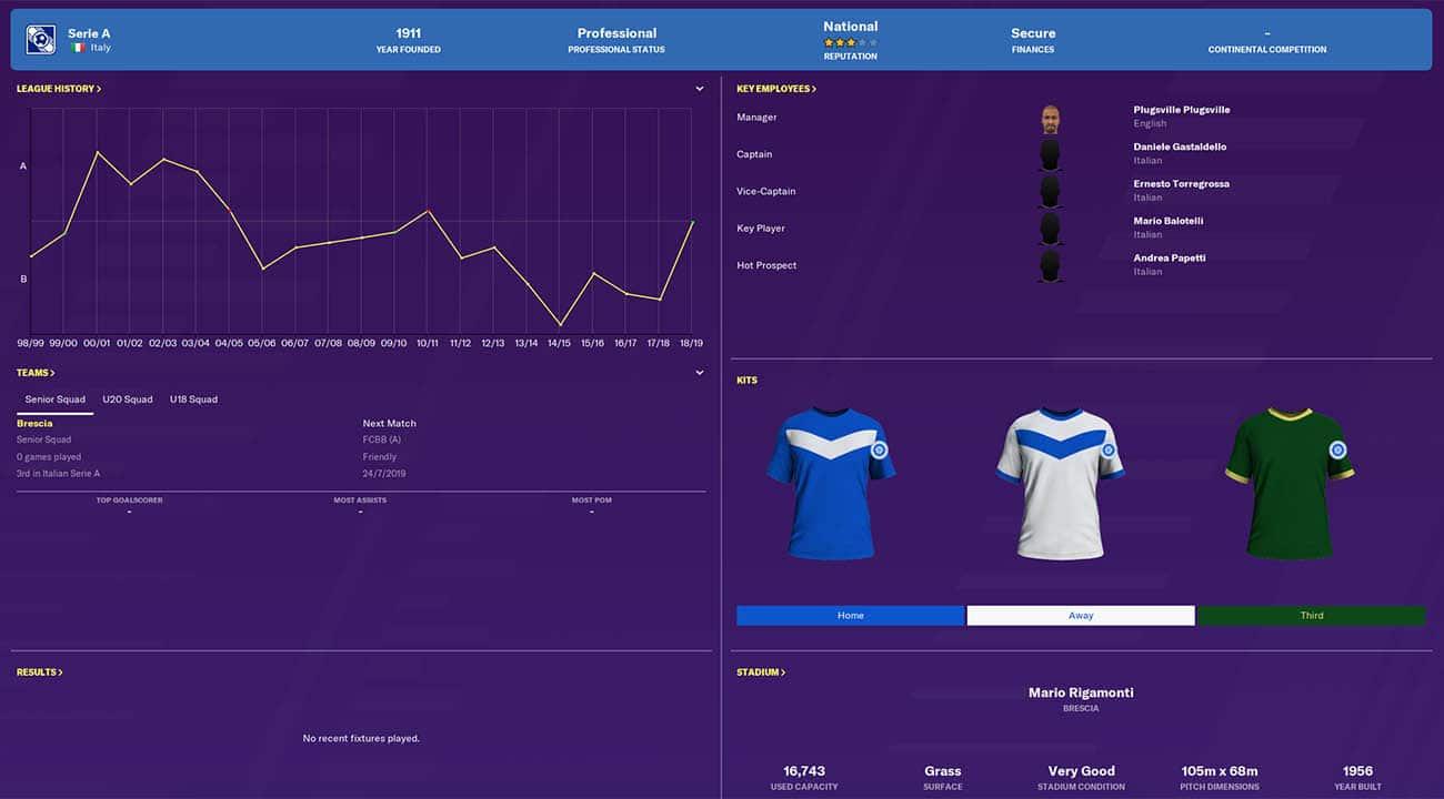 fm20 brescia fm20 teams to manage