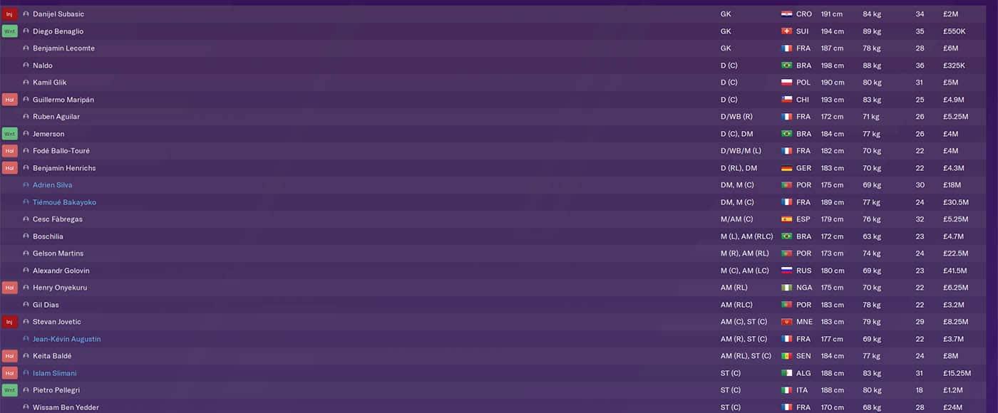 fm20 monaco football manager 2020 ligue 1