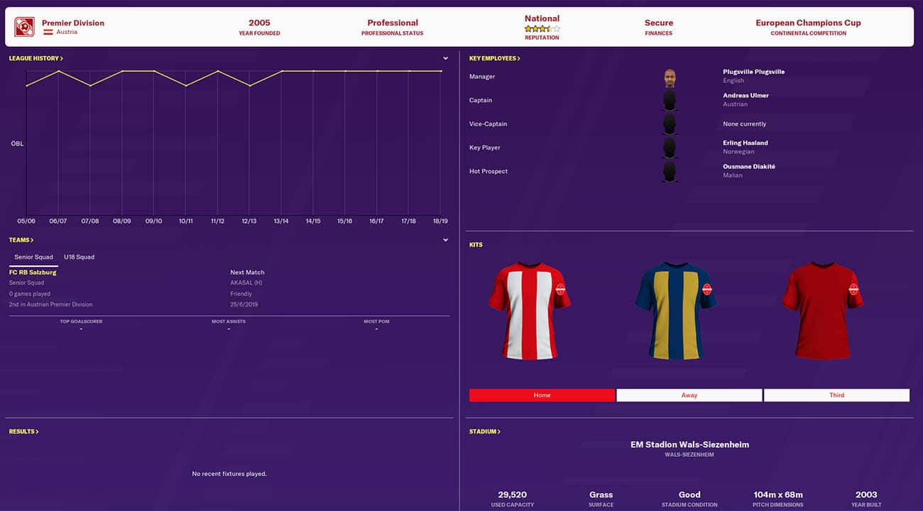 fm20 salzburg football manager 2020 teams to manage