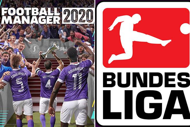 football manager 2020 bundesliga