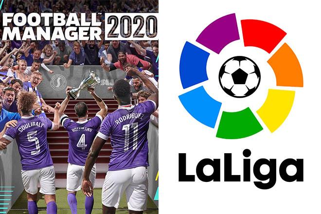 football manager 2020 la liga