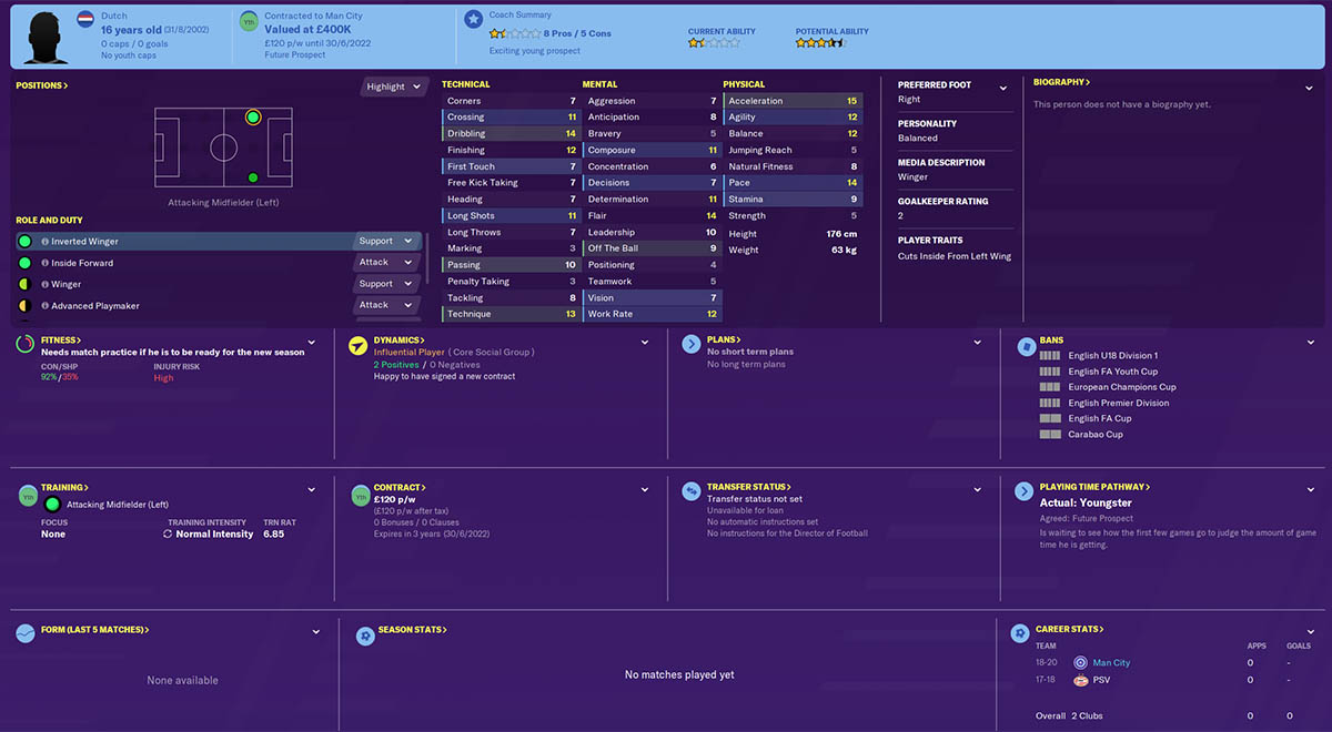 fm20 braaf football manager 2020 manchester city