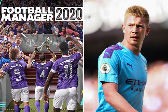football manager 2020 manchester city