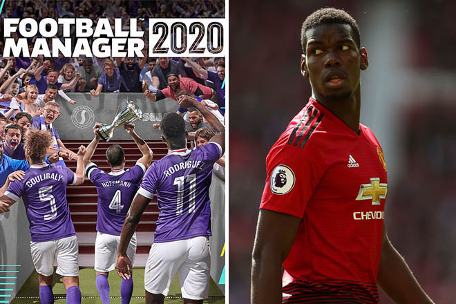football manager 2020 manchester united fm20 man united fm20 manchester united