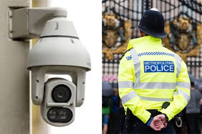 police facial recognition cameras facial recognition surveillance
