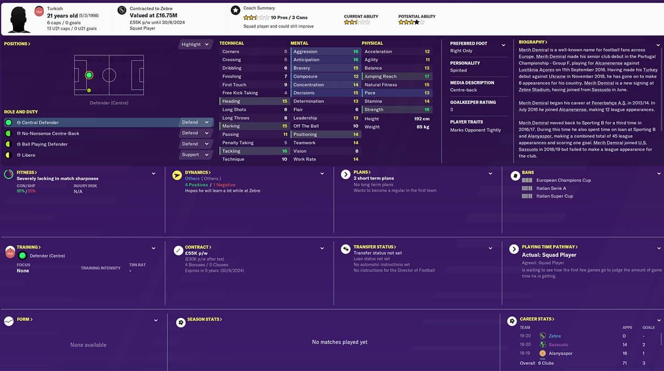 fm20 demiral fm20 juventus football manager 2020 juventus