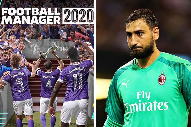 football manager 2020 ac milan fm20 ac milan