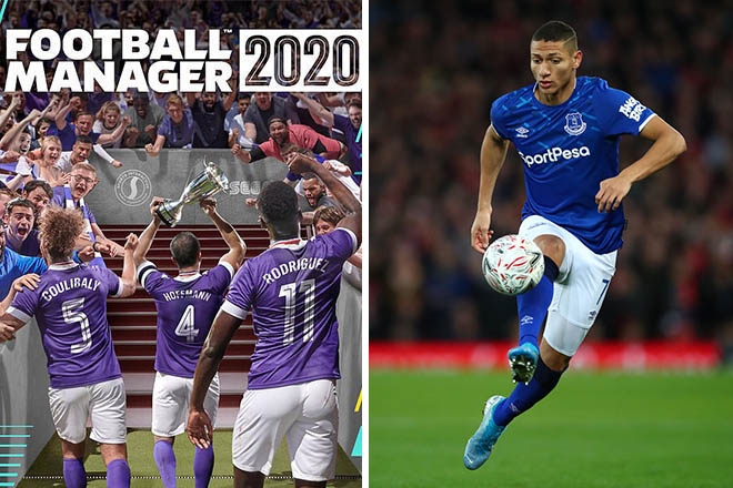 FM20 Everton football manager 2020 everton