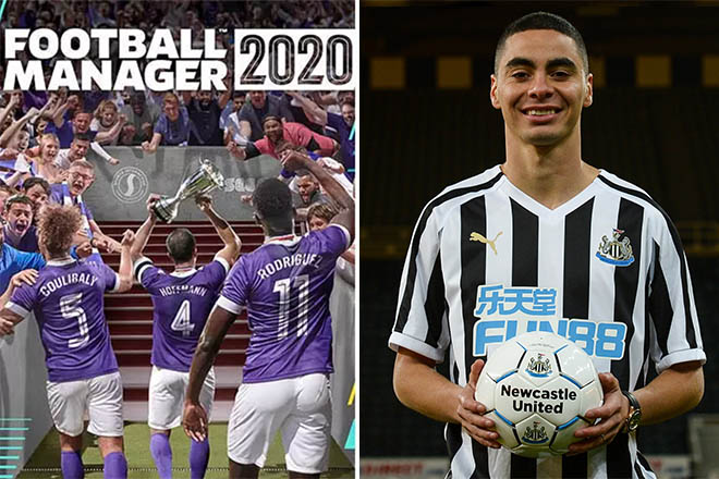football manager 2020 newcastle